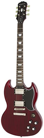Epiphone 400 Pro Electric Guitar - Cherry