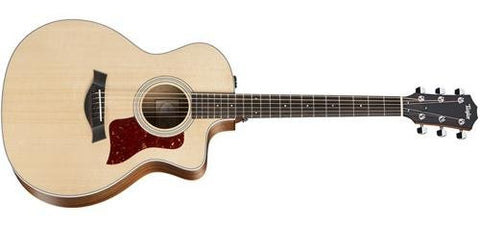 Taylor 200 series 214ce 25-1/2-Inch Rosewood Grand Auditorium Acoustic/Electric Guitar