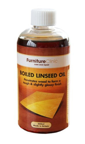 Boiled Linseed Oil - 8.5 Fl. Oz. (250ml)