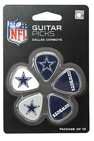Dallas Cowboys NFL Guitar Picks