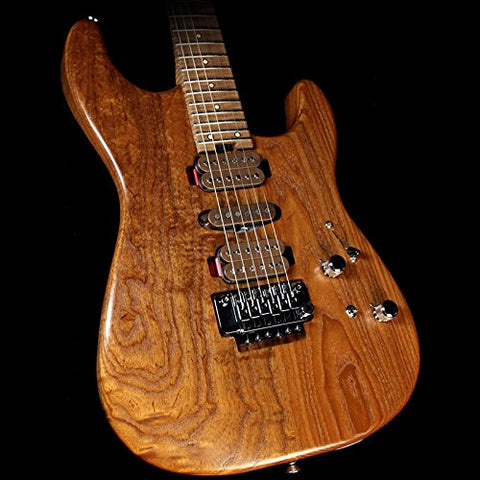 Charvel Guthrie Govan Signature HSH Caramelized Ash Electric Guitar Natural