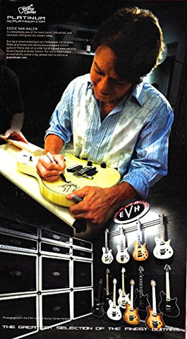 EVH Wolfgang guitar AUTOGRAPHED SIGNED Eddie Van Halen 1 of only 12 w/ case 5150