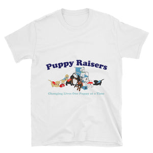 Puppy Raisers Unisex T-Shirt