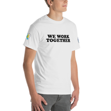 Duel Logo We Work Together T-Shirt
