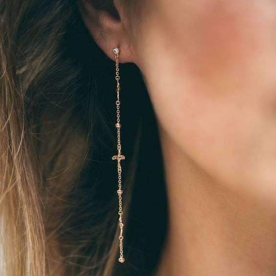 Melanie Auld | Arlo Earrings - Gold