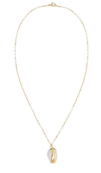 Shashi | Caroline Shell Necklace