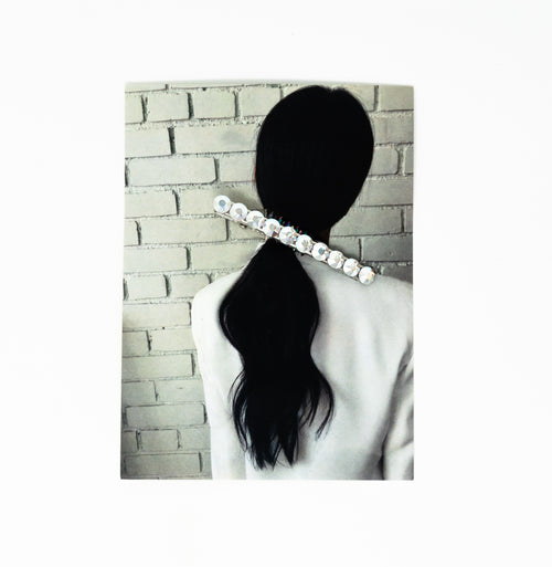 Hair Is Fashion - Swarovski Clip