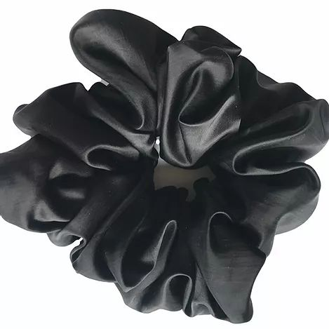 Femme Faire | Cloud Scrunchie - Black