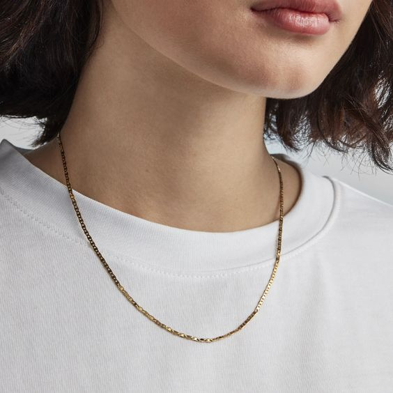 Jenny Bird - Ellie Mariner Chain Necklace