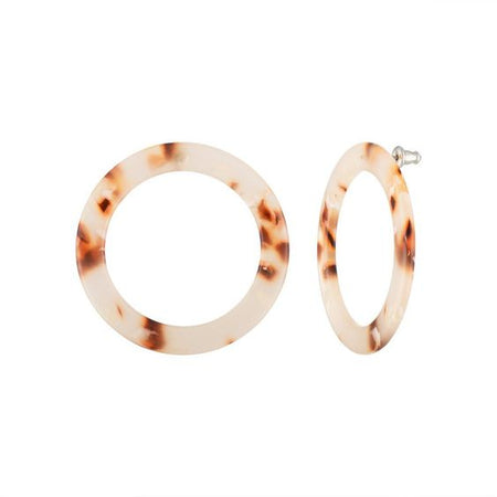 Jenny Bird - Roche Hoops - Two Tone