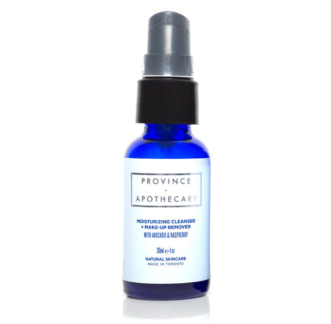 Province Apothecary | Moisturizing Cleanser & Makeup Remover