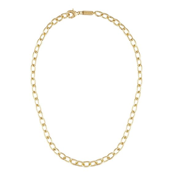 Machete | Oval Link Chain Necklace