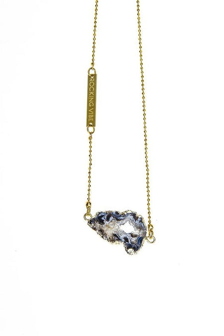 Leah Alexandra | Love Token Necklace - Square