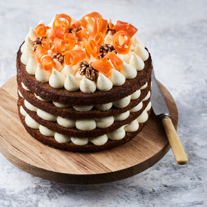 Edwards Carrot Cake