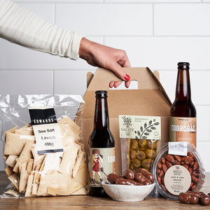 Dad's Woodcutters Hamper