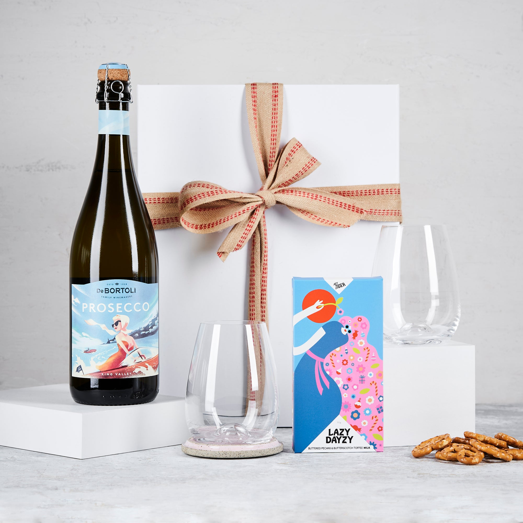 Prosecco For Two Hamper