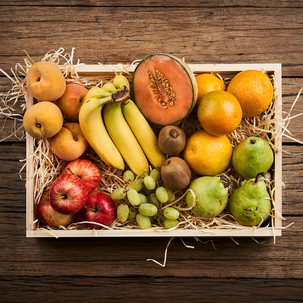 Gift Seasonal Fruit Box