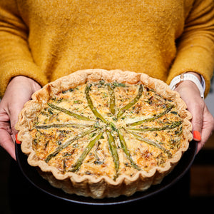 Housemade Quiche (Meat)