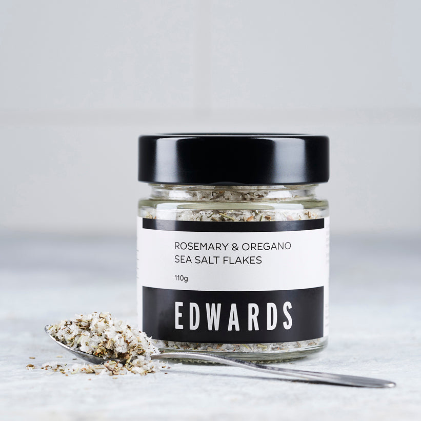 Rosemary & Oregano Sea Salt