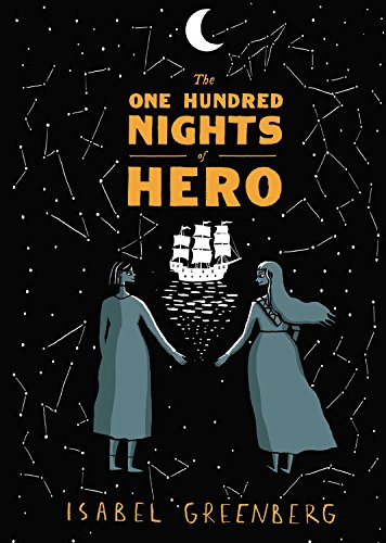 The One Hundred Nights of Hero by Isabel Greenberg