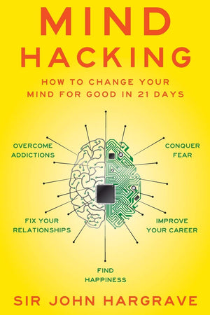 Mind Hacking: How to Change Your Mind for Good in 21 Days by Sir John Hargrave \