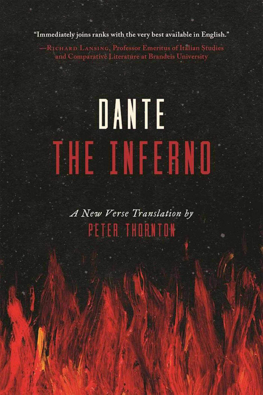 The Inferno: A New Verse Translation by Dante Alighieri