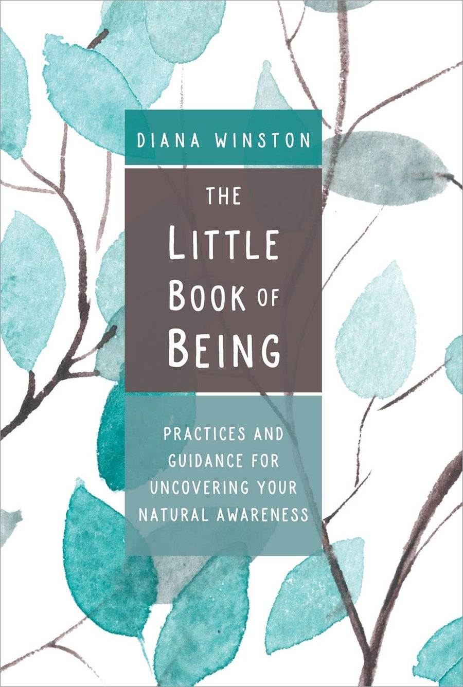 The Little Book of Being: Practices and Guidance for Uncovering Your Natural Awarenes by Diana Winston