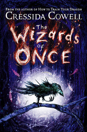 The Wizards of Once (Bk. 1, Large Print) by Cressida Cowell