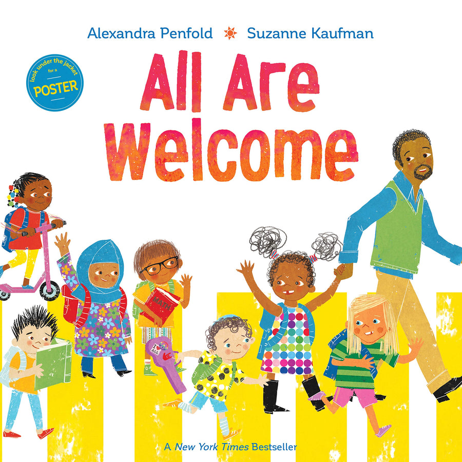 All Are Welcome by Alexandra Penfold & Suzanne Kaufman