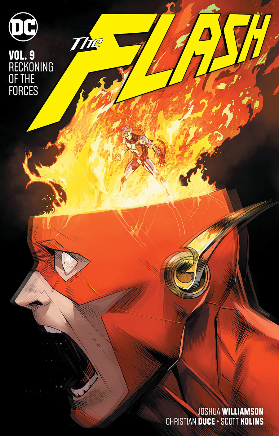 The Flash Vol. 9: Reckoning of the Forces by Joshua Williamson