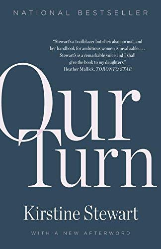 Our Turn by Kirstine Stewart