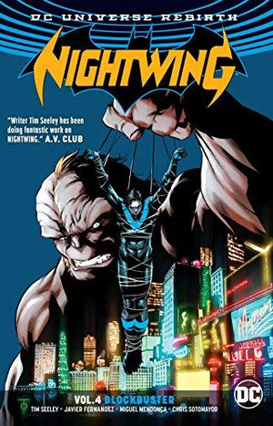 Blockbuster (Nightwing Rebirth, Volume 4)