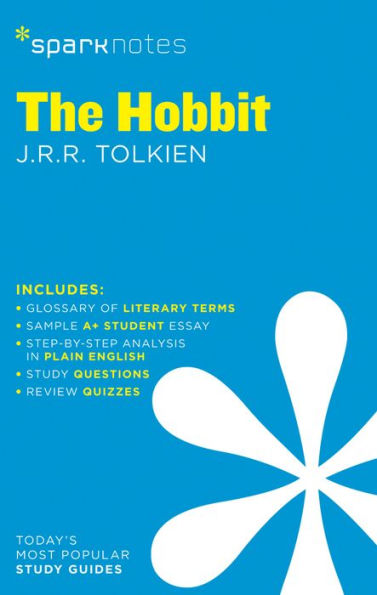 Spark Notes Study Guide - The Hobbit by J. R. R. Tolkien