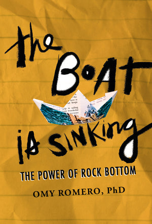 The Boat is Sinking by Omy Romero, PhD
