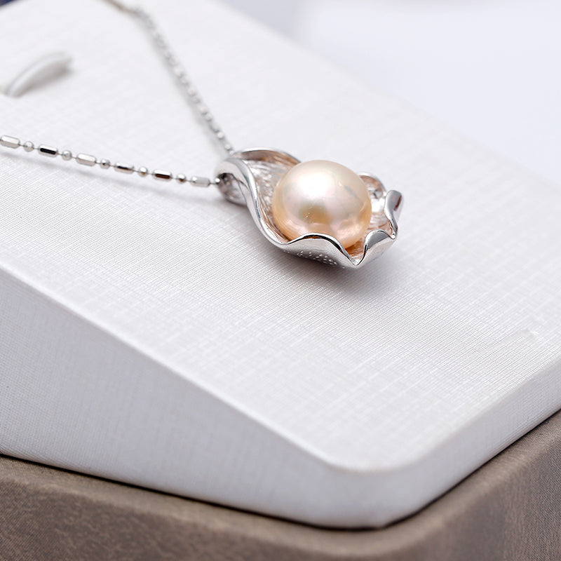 Huge pearl pendant 10 11mm natural white pearl available in 4 huge pearl pendant 10 11mm natural white pearl available in 4 stunning colors sterling mozeypictures Image collections