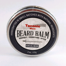 EXCALIBUR BEARD BALM 2oz