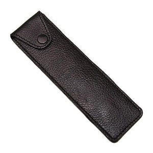 Leather Pouch for Cartridge Razors & Large Safety Razors