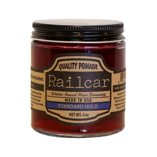 Railcar Pomade Standard Hold 4 oz.