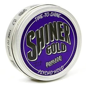Shiner Gold Psycho Hold Pomade