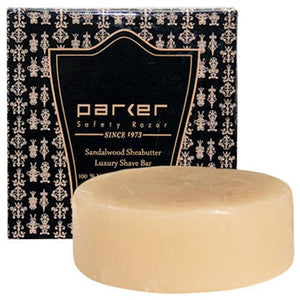 Parker Shave Soap, 100 Gm Bar
