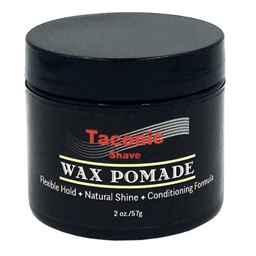 Taconic Shave Wax Pomade 2 oz.