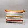 STRIPE CUSHION COVER Cushion care-guide-delicate-30-no-tumble-dry, Hand Printed, Variant Photos missing