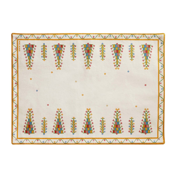 BALADI PLACEMAT Placemats care-guide-delicate-40, christmas, discount-25, Hand Printed, Photos missing, placemat, table