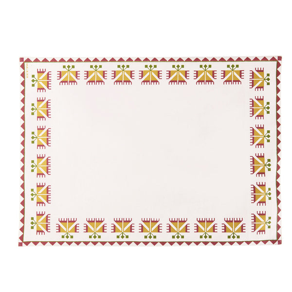 CARNATION PLACEMAT