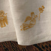 COPTIC ANGELS NAPKIN (SET of 2) Napkin care-guide-delicate-40, christmas, Hand Embroidered, no_sale_item, table