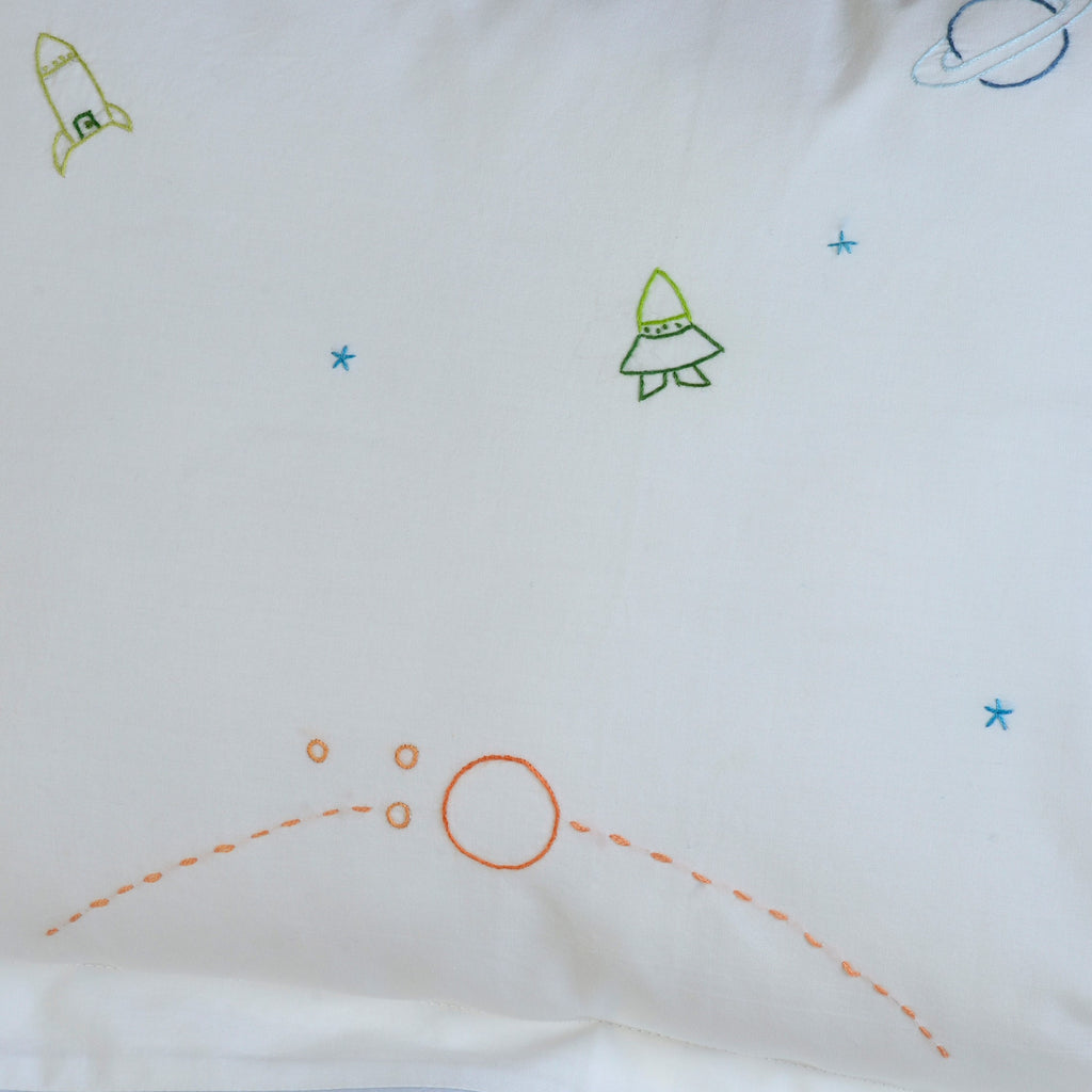 CHILDREN'S COSMOS TRAVEL BAG Bags bag, bath, care-guide-delicate-40-no-wash-before-use, children, Hand Embroidered