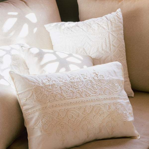 MAMLOUK CUSHION COVER Cushion care-instructions-dry-clean, discount-15, Hand Embroidered, Photos missing, valen