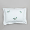 RANIA (DRAGONFLY) BEDDING Bedding bed-linen-size-chart-cm-inches, care-guide-delicate-40, Hand Embroidered, no_sale_item