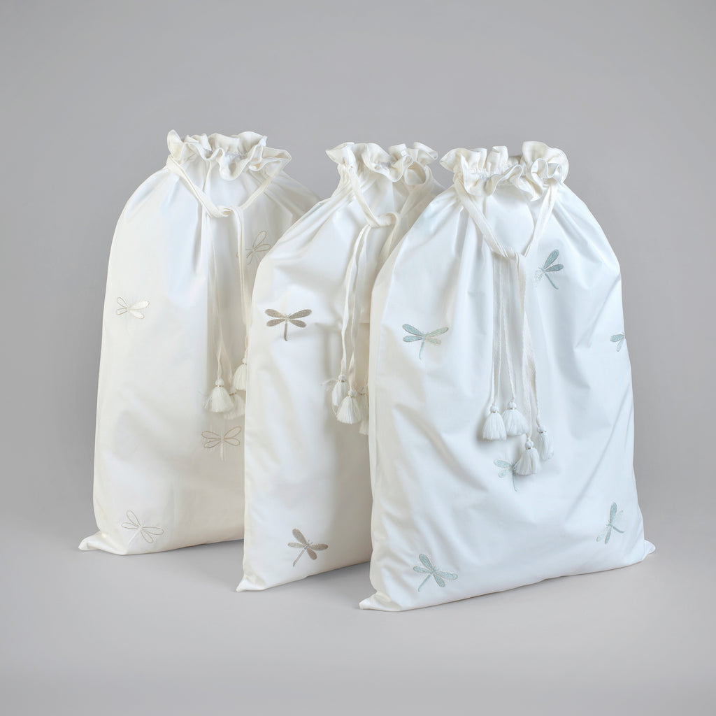 RANIA LAUNDRY BAG Bags bag, bath, care-guide-delicate-40-no-wash-before-use, Hand Embroidered