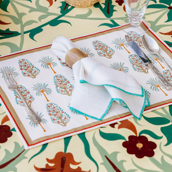 ORCHARD PLACEMATS NEW